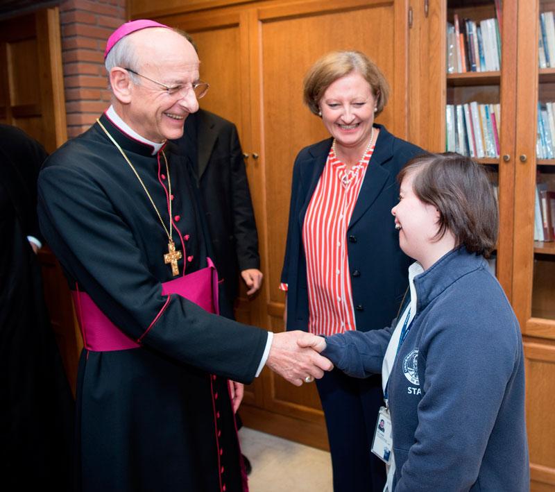 Monsenhor Fernando Ocáriz Prelado do Opus Dei